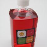 いちご酢が大人気 【教えてもらう前と後】の影響で。